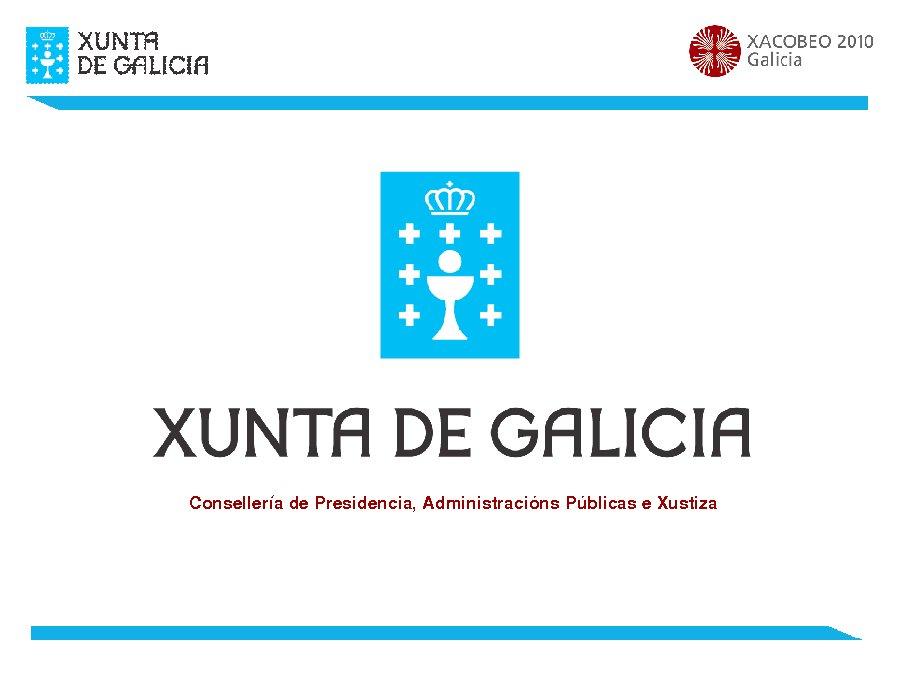Beatriz Cuiña Barja, secretaria xeral da Consellería de Presidencia, Administracións Públicas e Xustiza